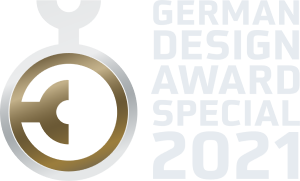 Winner German Design Awards 2021